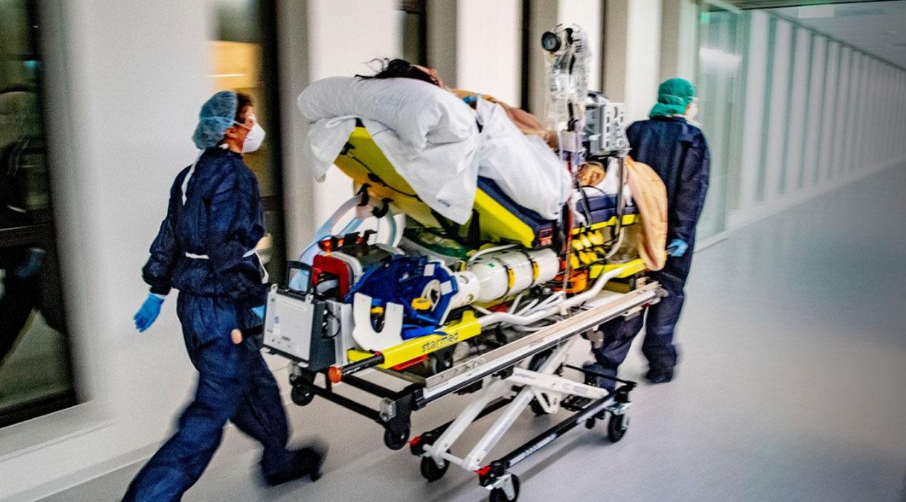 Artsen In De Strijd Tegen Het Coronavirus